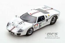 Ford GT40 Mk IIB   24h Le Mans 1967  Schlesser  Ligier  1:43  Spark 5186 NEU