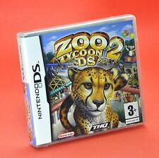 ZOO TYCOON 2 NDS DS DSi LITE tutto italiano Compatibile 3ds