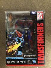 Transformers Studio Series 05 Optimus Prime Voyager Class Tamara Tomy New