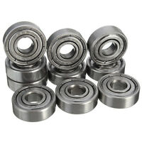 10pcs 8x22x7mm Skateboard quality Roller Blade Bearings Wheels ABEC-7 608ZZ IG