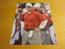 Ken Whisenhunt Autographed Signed 8X10 Photo NFL Football Arizona Cardinals