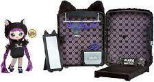 Na Na Na Surprise 3-in-1 Rucksack-Schlafzimmer Black Kitty Playset mit limitiert