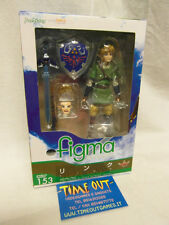 LINK ZELDA SKYWARD SWORD FIGMA 153 MAX FACTORY GOODSMILE ACTION FIGURE NEW RARE