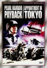 Pearl Harbor Payback/Appointment in Tokyo (DVD, 2001) WORLD SHIP AVAIL
