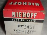 NORS Niehoff FF145T Ignition Switch replaces D0TZ11572A SW944 on many Ford Truck