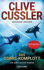 Allgemeine Thriller-Bücher im Taschenbuch-Format Clive-Cussler