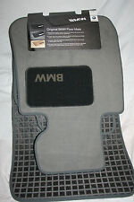 2007 TO 2011 BMW 328Xi/328i X-Drive Carpeted Floor Mats - FACTORY OEM  - GRAY