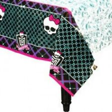 Monster High Birthday Party Tablecover 54in x 96in