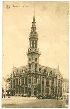 Courtrai, La Poste, Postamt, Post, 1930