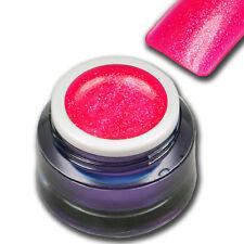 Premium Neon Glitter UV Gel Pink hoch deckendes Farbgel Nailart #00594-03