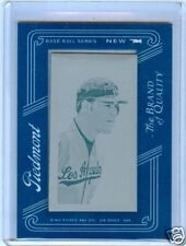 RUSSELL MARTIN 2009 PIEDMONT CYAN PRINTING PLATE #1/1