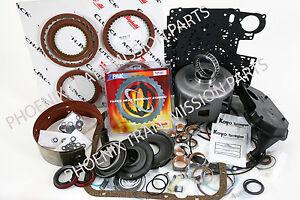 4L60E Transmission Level 2 Hi Performance Rebuild Kit 1997-2003 Alto Band GM