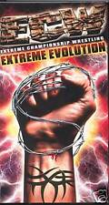 ECW Extreme Evolution Cen VHS Video SEALED RVD Taz Sabu