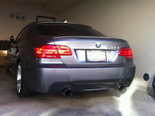 Painted Process Trunk Spoiler for BMW E93 P Type Convertible 328i 335i 08-12