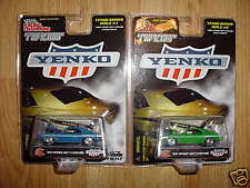 Pair of Limited Ed.1969 Chevrolet Yenko Camaro 5,000 Produced Fast Furious