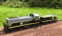 BRC Belt Railway of Chicago EMD TR2 Cow and Calf, DC/DCC, sound,lights  Proto2k