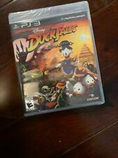 DuckTales Remastered (Sony PlayStation 3, 2013) Duck Tales SEALED Brand New PS3