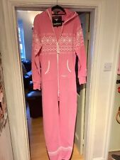 OnePiece Of Norway Pink One Piece Jumpsuit Size S