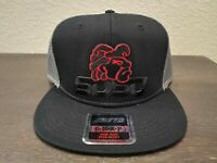 SDSU SAN DIEGO STATE VINTAGE THROWBACK MONTY AZTECS TRUCKER HAT BASKETBALL NEW