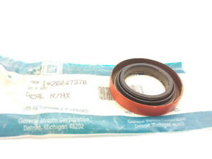 GM GENUINE Wheel Seal Rear Inner 26047378
