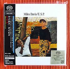 MILES DAVIS - E.S.P.   Stereo SACD  DSD  Mastering  Japan with OBI SEALED