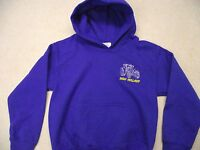 MENS NEW HOLLAND HOODIE WITH EMBROIDERED LOGOS  STYLE 3