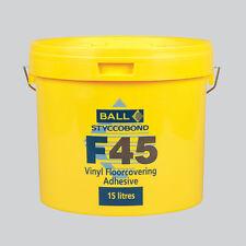 F Ball Styccobond F45 Vinyl Flooring Adhesive 5 Litre