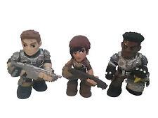 Funko Gears of War Mystery Mini - JD Fenix Kait Diaz Delmont Walker Set of 3