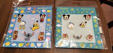 New ListingDisney Pins Booster Packs Fab Characters Full Body & Fab Faces Authentic