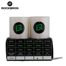 "ROCKBROS 700C/26""/27.5""/29"" Bike Inner Tube Anti-thorn Pad Tires Protection Fit"