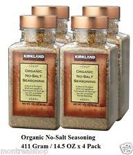 Kirkland Signature Organic No-Salt Seasoning 4-pack
