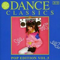 DANCE CLASSICS POP EDITION VOL.5 (WAX, BANANARAMA, ELTON JOHN, ...)2 CD NEW!