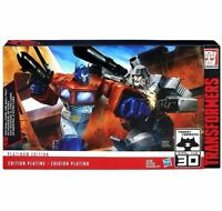 Transformers Generations Platinum Edition One Shall Stand, One Shall Fall