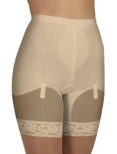 Cortland Shapewear Firm Control Hi-Waistline Blush Shaper Panty Size 48/9XL