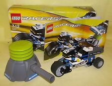LEGO POWER RACERS STORMING ENFORCER 8221