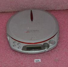 Sony Portable Cd Player Model D-Ne510.