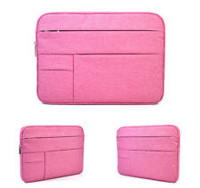 """Computer Sleeve Laptop Cover Case Notebook Soft Bag For 11"""" ~ 15"""" Acer Sony Dell"""