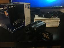 Cámara de video Sony HDR-XR200VE
