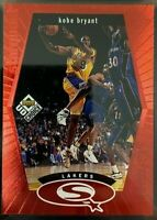 🔥1997-98 UD Choices Star Quest RED LAKERS KOBE BRYANT SQ13 Flawless