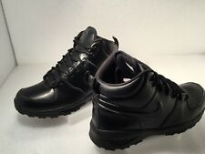 Nike Teenager Acg Ankle Shoes Boy's Size 6Y Black # 472648-001