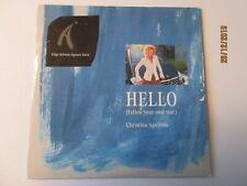 Christina Aguilera – Hello (Follow Your Own Star) cd-single