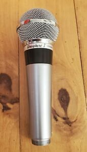 SHURE UNISPHERE Probably 565 ? MICROPHONE Great Condition Untested Free Returns