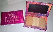 Urban Decay Kristen Leanne Beauty Beam Highlighter Palette - New in Box