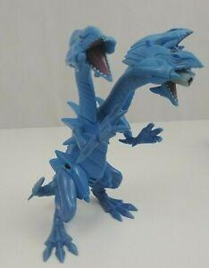 "Yu-Gi-Oh Blue-Eyes Ultimate Dragon 8"" Action Figure Mattel 1998"