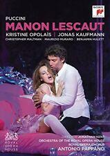 Puccini: Manon Lescaut [DVD] [2015][Region 2]