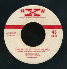 45tk-vocal- X label 0053 - Wilder Brothers