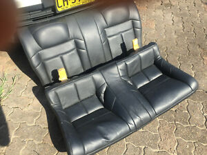 Honda Prelude 1997 - 2001 BB5 BB6 Leather Rear Seats