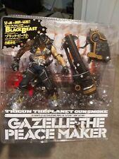TRIGUN THE PLANET GUNSMOKE GAZELLE THE PEACE MAKER BLACK BEAST LIMITED REPAINT