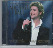 (ES300) The Very Best Of Michael Ball - In Concert At The Royal Albert - 1999 CD