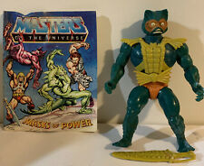Mer-Man 1982 Taiwan HE-MAN Masters of the Universe